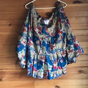 Two Hearts Maternity Skirt size XL